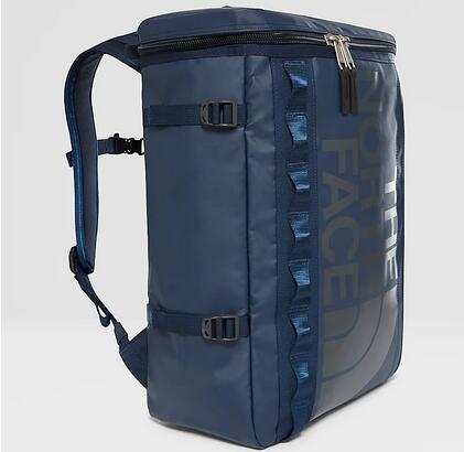 Sac à dos The North Face Base Camp Fuse Box - 30L, Bleu ou Jaune