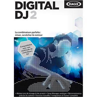 Logiciel PC Magix Digital DJ 2