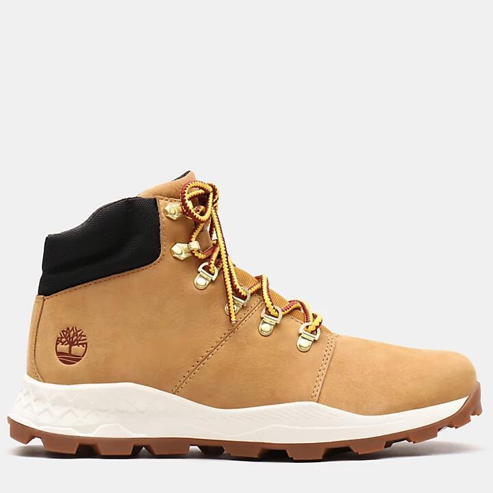 Chaussures de randonnée Timberland Brooklyn pour homme (Tailles 40 au 46)