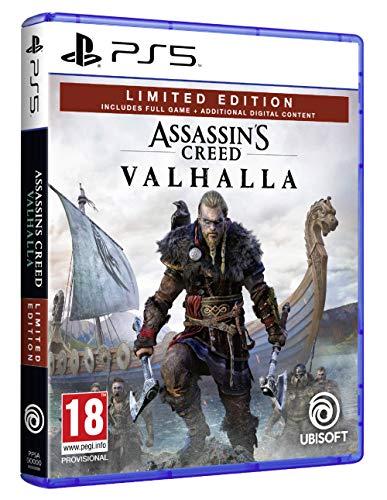 [Précommande] Assassin's Creed Valhalla sur PS5