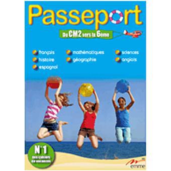 Passeport Vers 6ème
