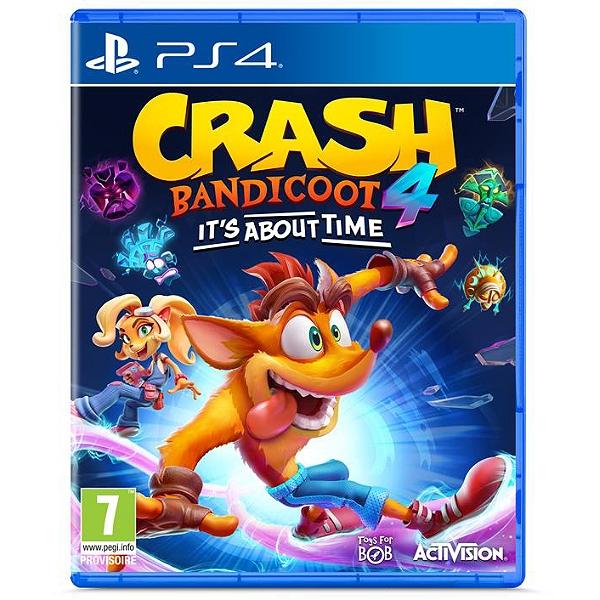 [Précommande] Crash Bandicoot 4: It's About Time! sur PS4 ou Xbox One
