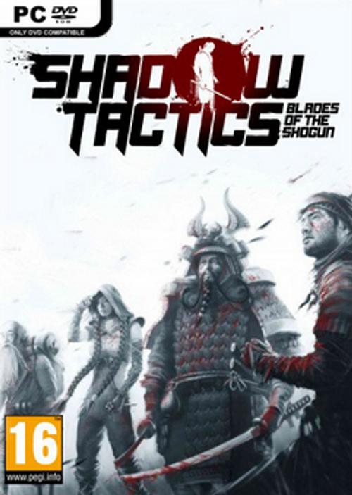 Shadow Tactics: Blades of the Shogun sur PC (Dématérialisé - Steam)