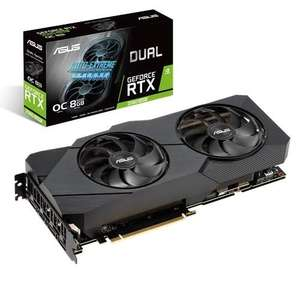 Carte graphique Asus GeForce RTX 2080 Super Evo V2 OC Edition - 8 Go