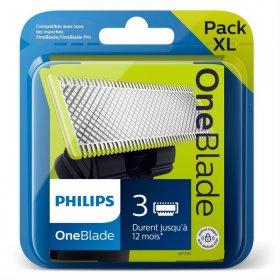 Pack de 3 lames Philips OneBlade QP230/50