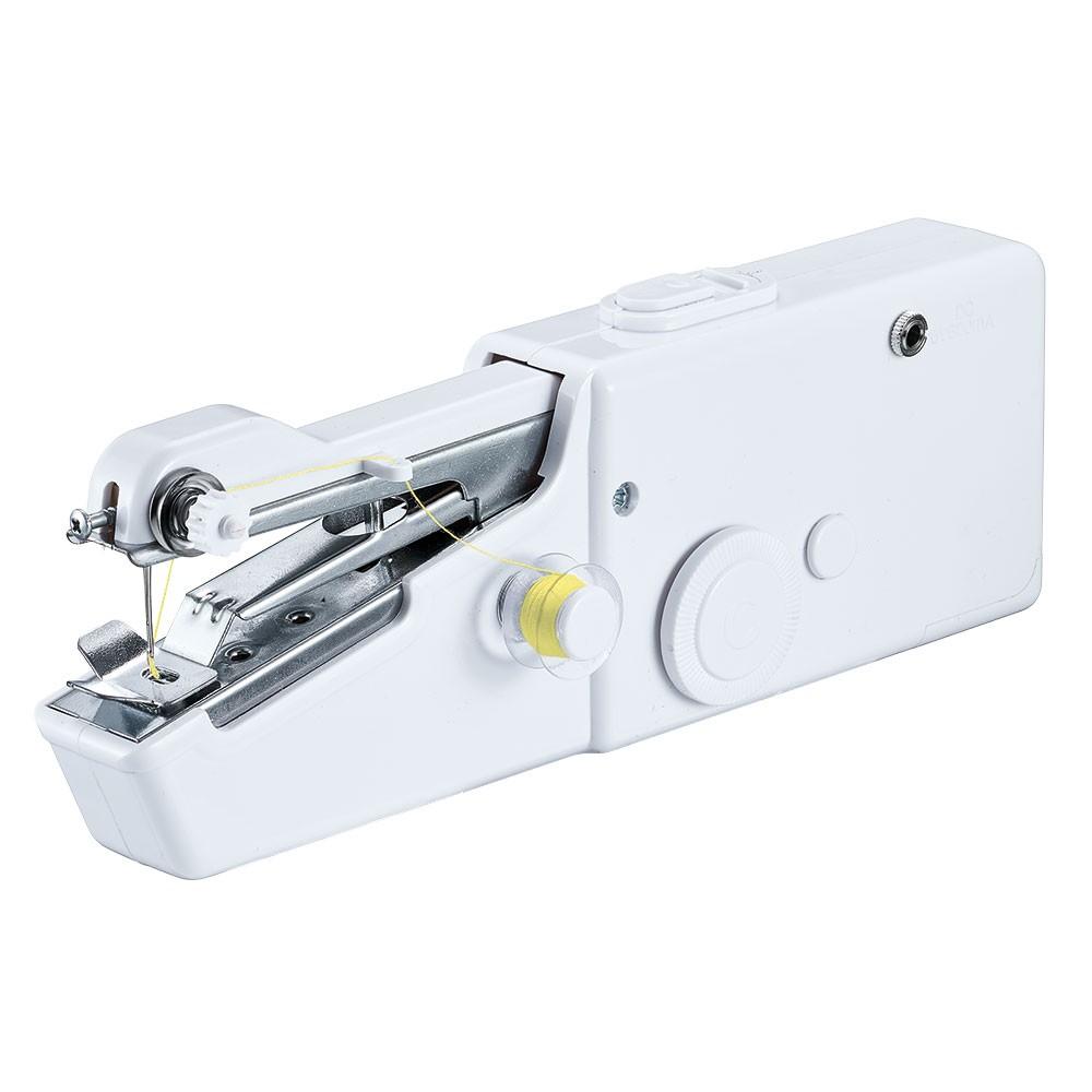 Machine à coudre à main + accessoires