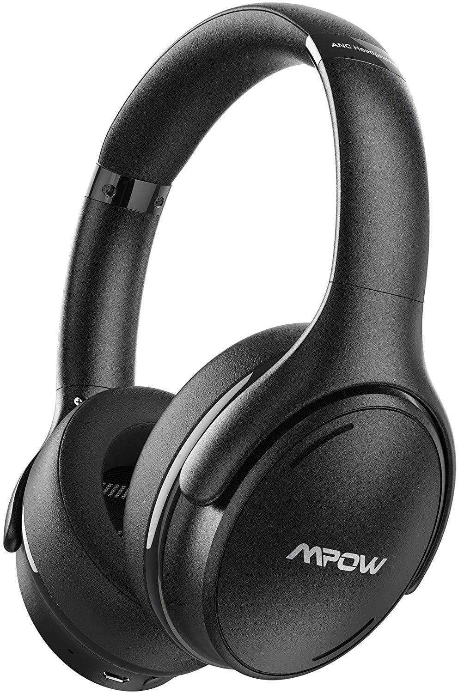 Casque sans fil Mpow H19 IPO - Reduction de Bruit (vendeur tiers)