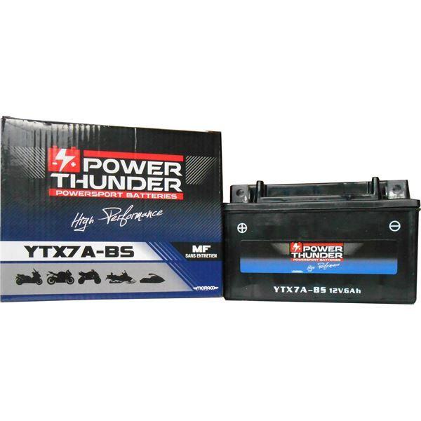 20% de remise sur les Batteries Moto et Scooter - Ex : Batterie moto et scooter Yuasa YTX20L-BS