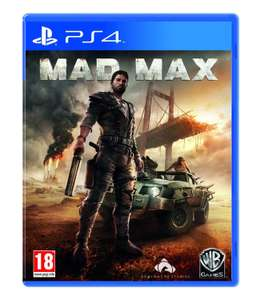 Mad Max sur PS4 / Xbox One