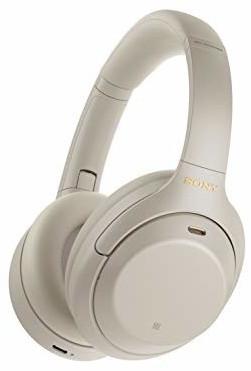 Casque audio sans-fil Sony WH-1000XM4 - argent (+ 15.11€ en SuperPoints)