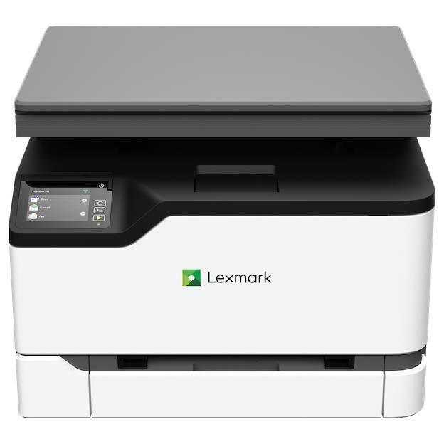 Imprimante laser multifonction couleur Lexmark MC3224DWE - WiFi, 4800 dpi, Écran LCD