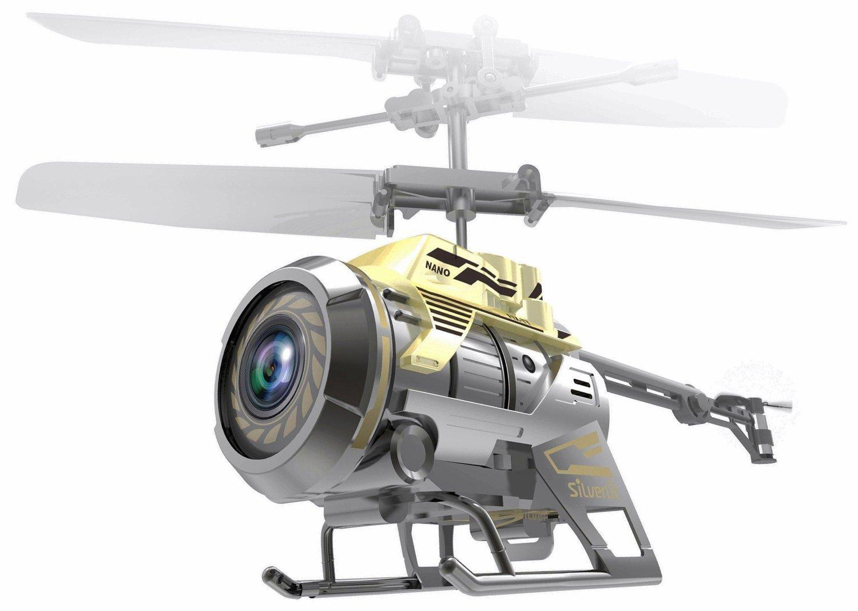 Helicopter Silverlit avec camera - Nano Spy Cam