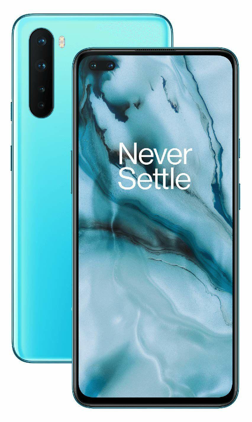 "Smartphone 6.44"" OnePlus Nord 5G (Version Internationale) - 256 Go, 12 Go RAM (408,9€ avec code RAKUTEN20 + 20€ en SuperPoints)"