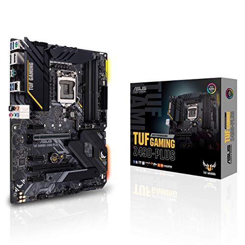 Carte mère Asus TUF Gaming Z490-Plus LGA