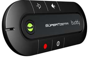 Kit mains libres bluetooth Supertooth Buddy (Via ODR 20€)