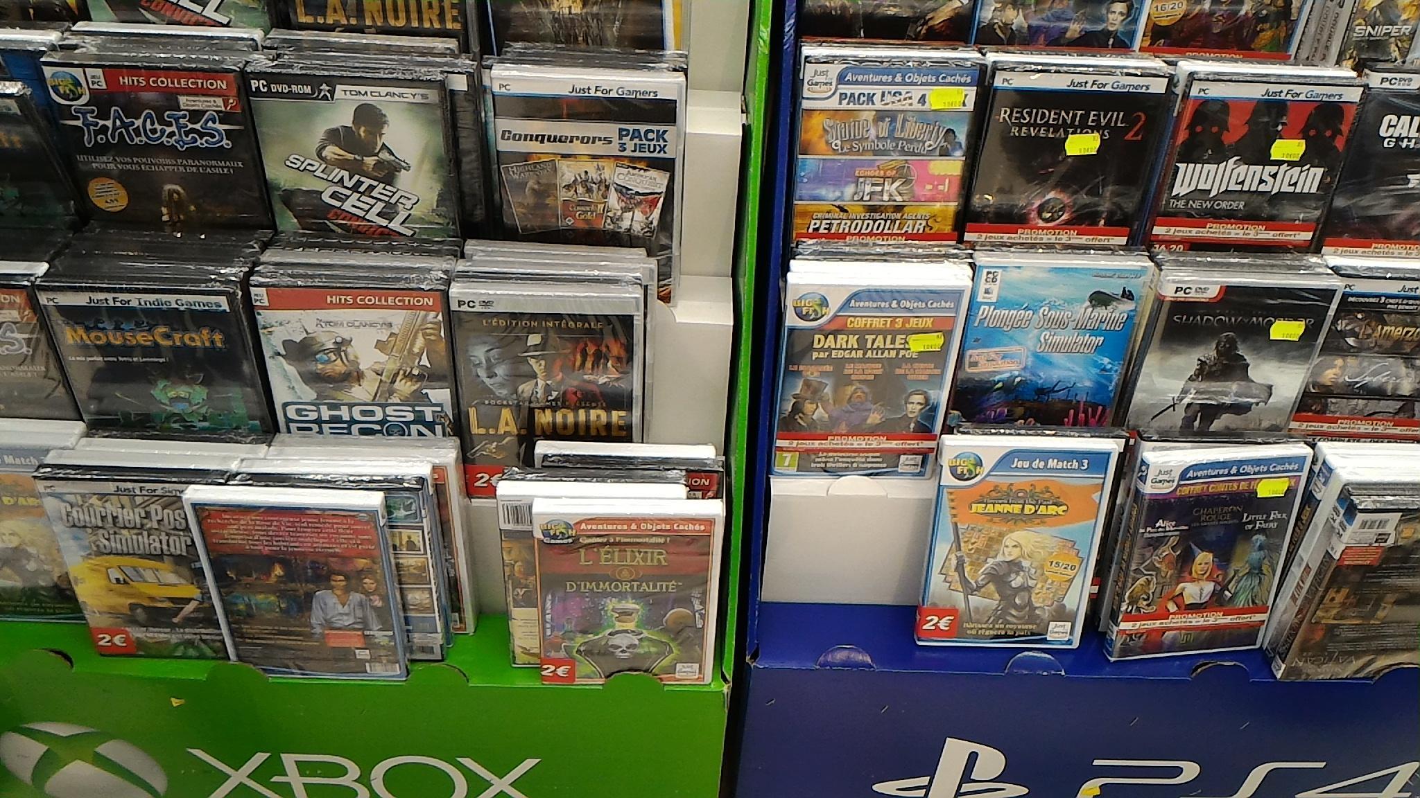 Selection de jeux PC en promo - Ex : L.A Noire