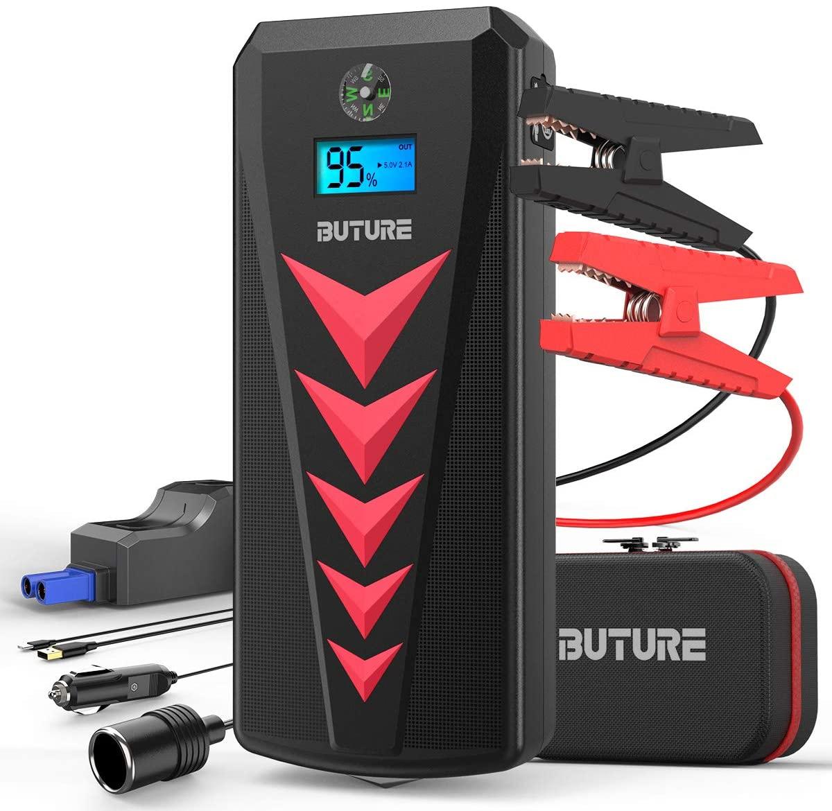 Booster de batterie BuTure - 2000A, 22000mAh (vendeur tiers)