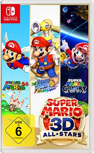Jeu Super Mario 3D All-Stars. sur Nintendo Switch (import Allemand, frais d'importation inclus)