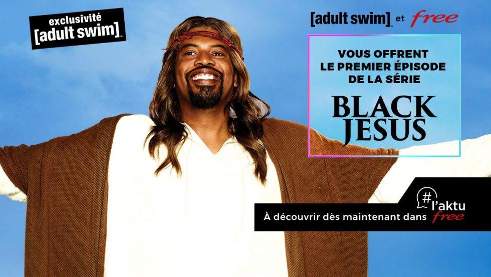 [Abonnés Free TV] Episode 1 de la série Black Jesus visionnable gratuitement