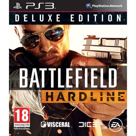 Jeu Battlefield Hardline sur PS3 - Edition Deluxe