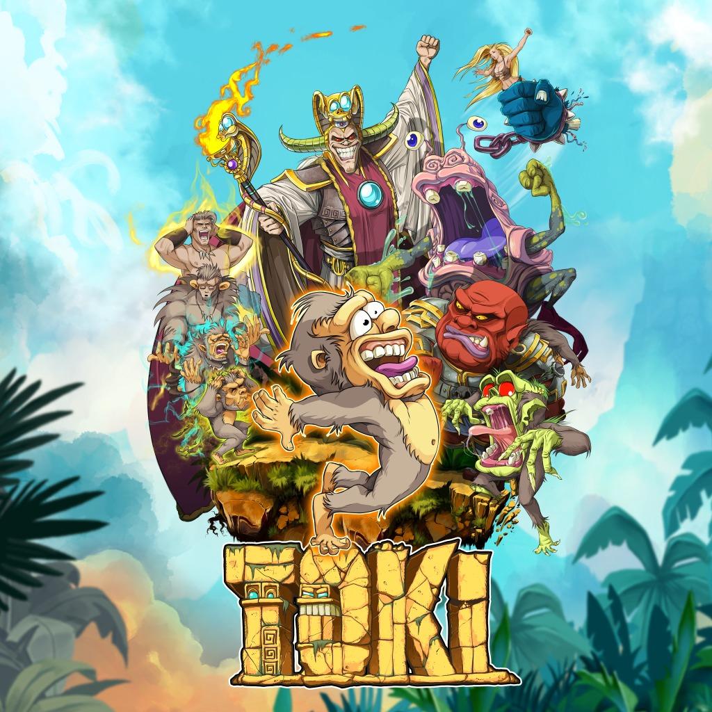 Toki sur Nintendo Switch (dématérialisé)