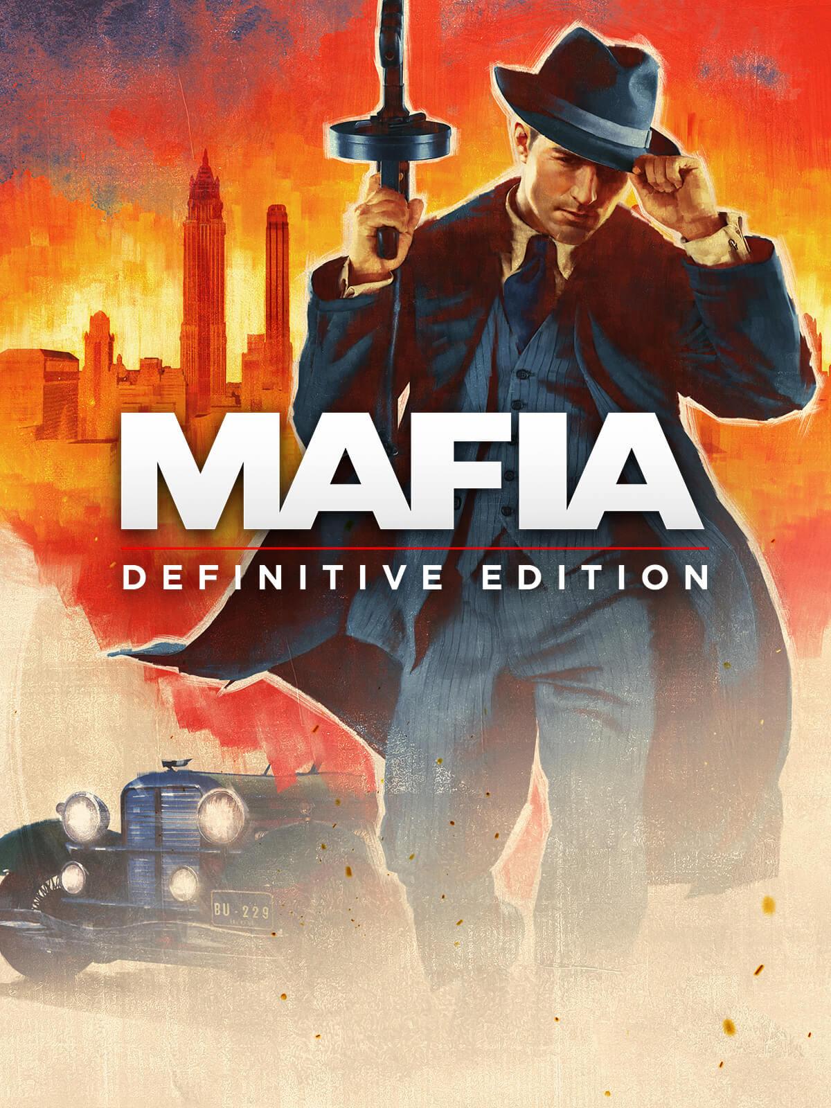 [Précommande] Mafia Definitive Edition sur PC (Dématérialisé - Steam)