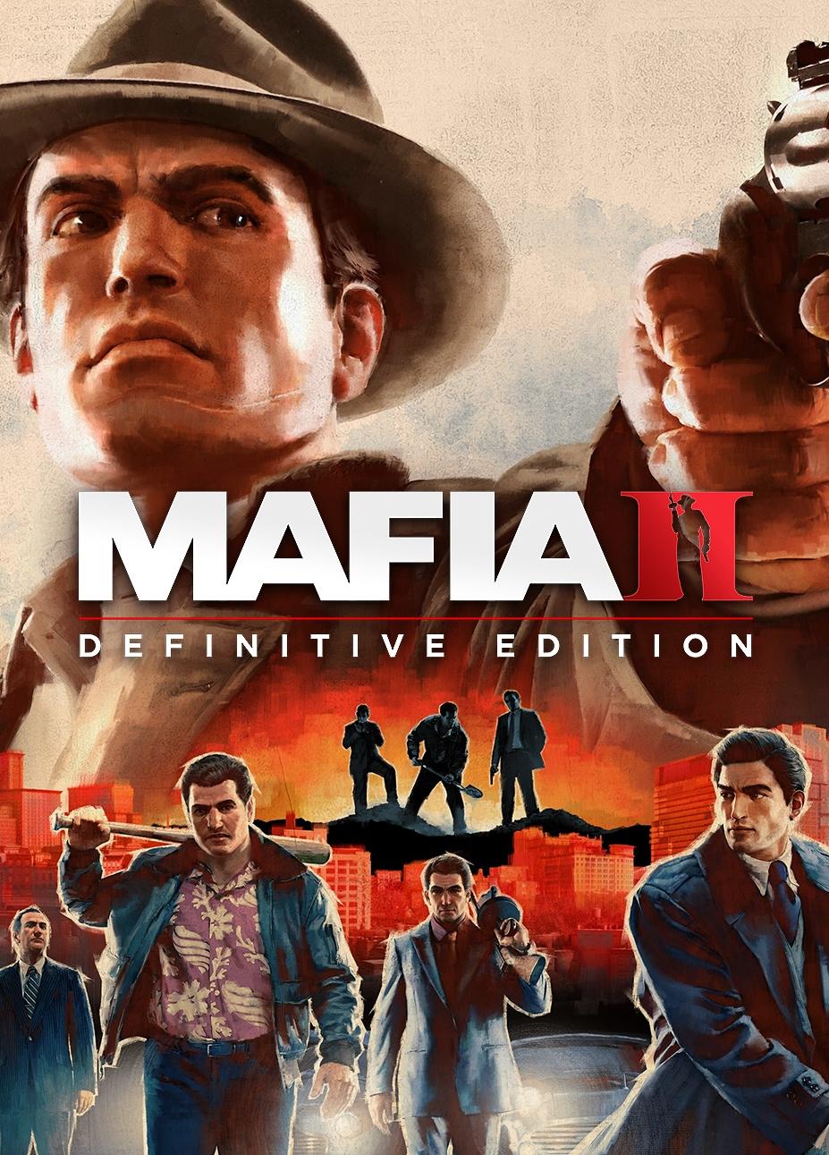 Mafia II: Definitive Edition sur PC (Dématérialisé - Steam)