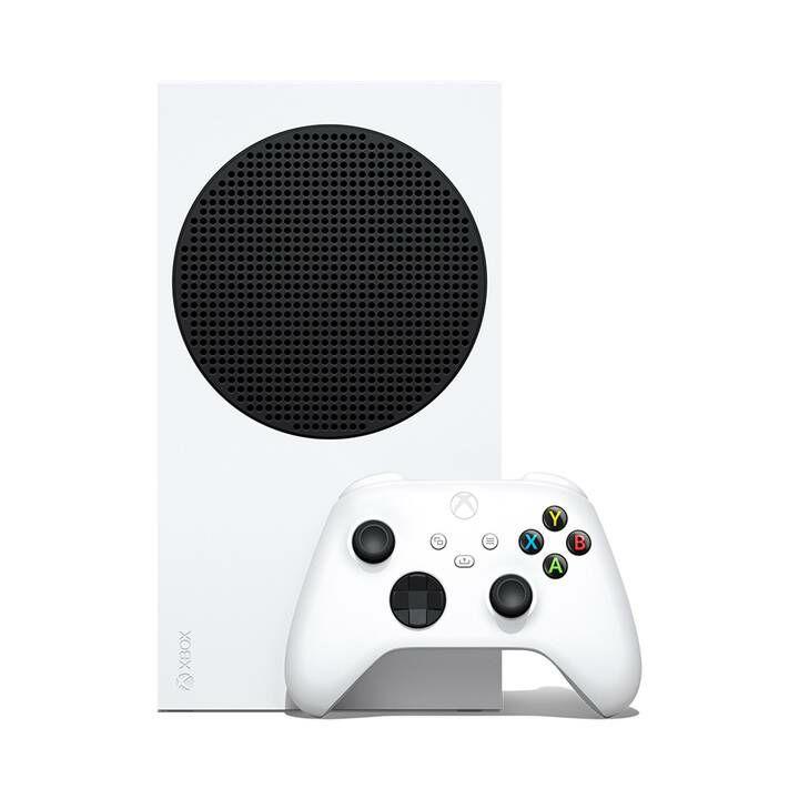 [Précommande] Console Microsoft Xbox Series S - 512 Go (Frontaliers Suisse)