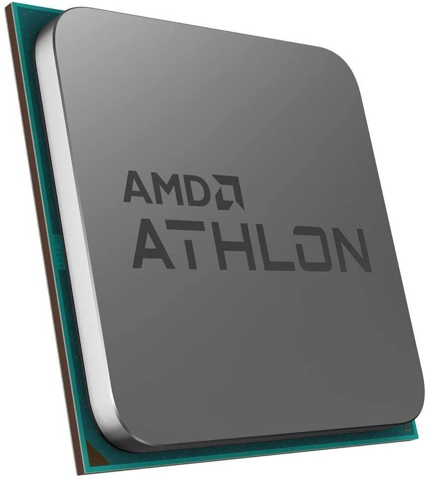 Processeur AMD Athlon 3000G avec Radeon Vega 3 2C/4T