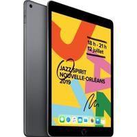 "Tablette 10.2"" Apple iPad Wi-Fi (2019) - 32 Go, Gris Sidéral"