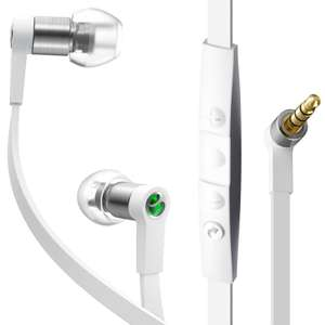 Ecouteurs intra-auriculaire Sony MH1 - Blanc