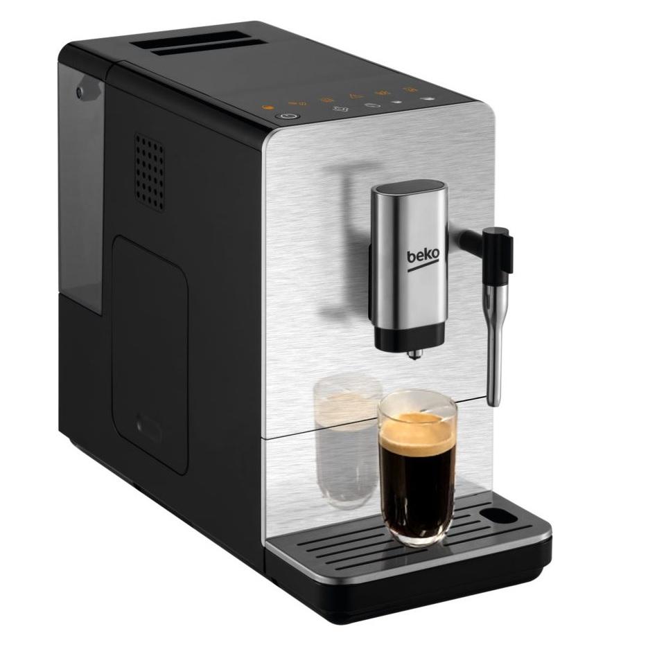 Machine à expresso avec broyeur Beko CEG5311X