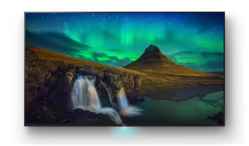 "TV55"" Sony KD-55X8509C - 4K, 140cm"