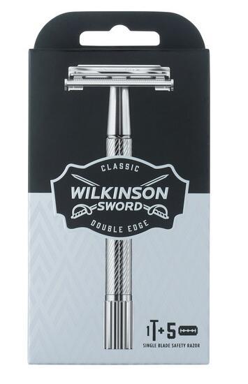 Rasoir de sécurité Wilkinson classic premium