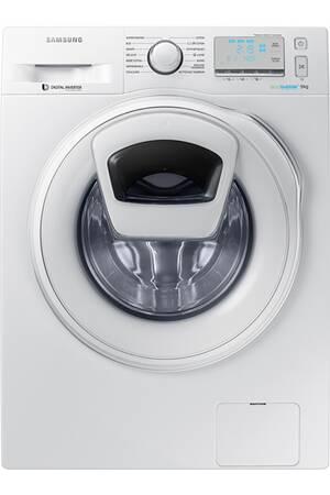 Lave-linge hublot Samsung WW90K6415SW - 9Kg, 1400 tr/min, A+++ (Via ODR de 50€)