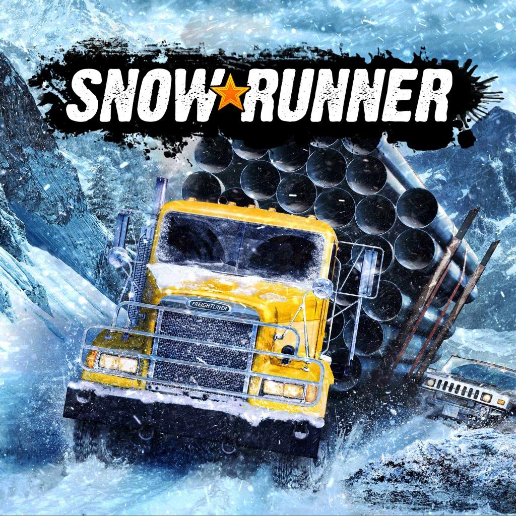 SnowRunner sur PC (Dématérialisé)