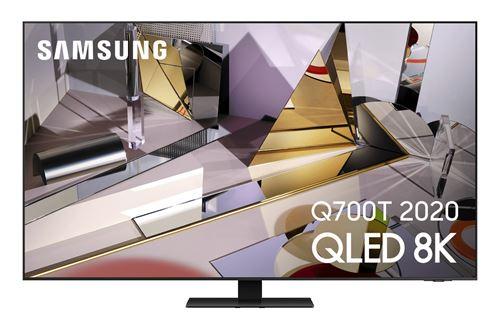 "TV 55"" QLED Samsung QE55Q700T (2020) - 8K, Smart TV"