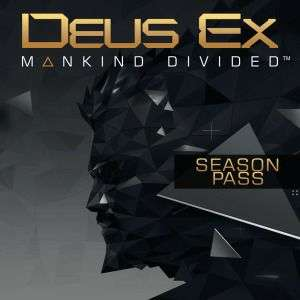 Deus Ex - Mankind Divided Season Pass sur PS4 (Dématérialisé)