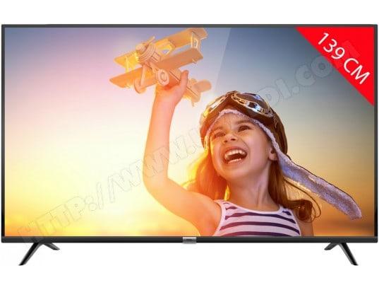 """TV 55"""" TCL 55DP602 - 4K UHD, LED, HDR, Smart TV"""
