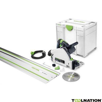 Scie circulaire Festool TS55 REBQ Plus FS rail 1400 + 2ème lame (576007) - toolnation.de