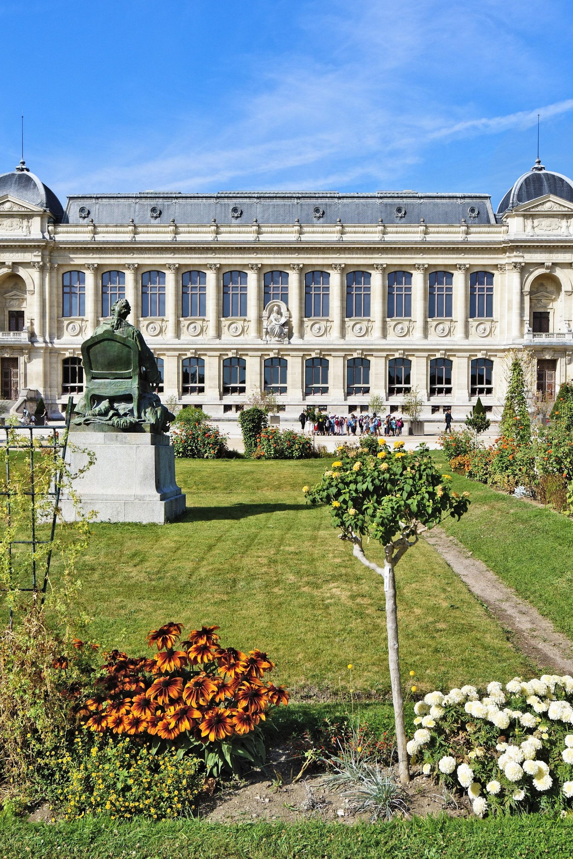 Exposition gratuite Chanel La Beauté se Cultive au Jardin des Plantes de Paris - 5ème (75)