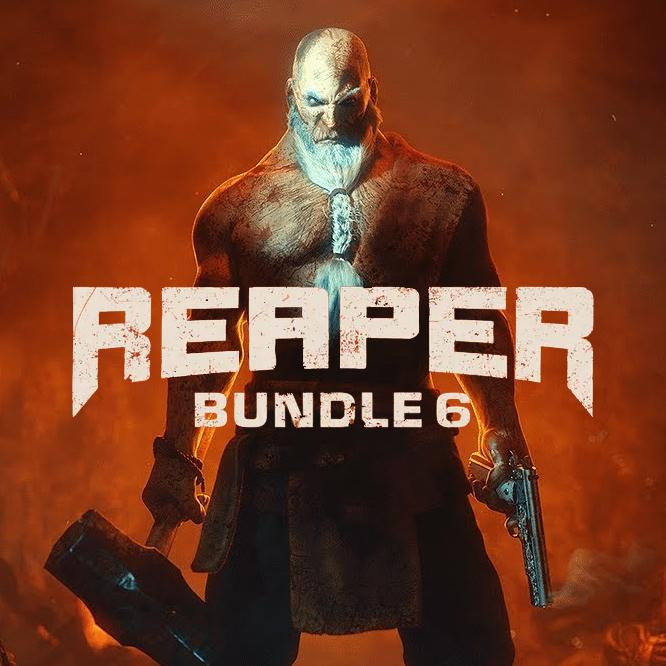 Reaper Bundle: 7 Jeux PC dont Dirt 4, Redeemer, Grid 2019, Streets of Red Devil's Dare, Hard Reset Redux... (Dématérialisés - Steam)