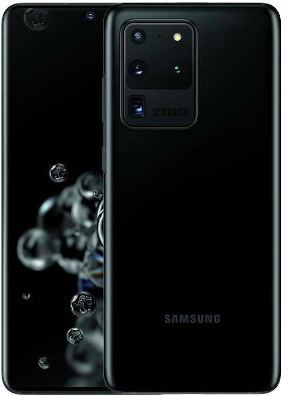 "Smartphone 6.9"" Samsung Galaxy Note 20 Ultra - WQHD+, SnapDragon 865, 12 Go de RAM, 256 Go, 5G, noir (+ 42.5€ en SuperPoints)"