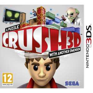 crush 3D sur Nintendo 3DS