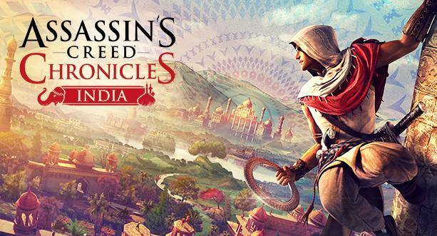 Assassin's Creed Chronicles: India sur PC (Dématérialisé - Uplay)