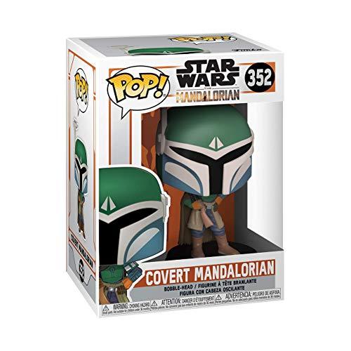 Figurine Funko Pop 45544 - Star Wars Covert Mandalorian