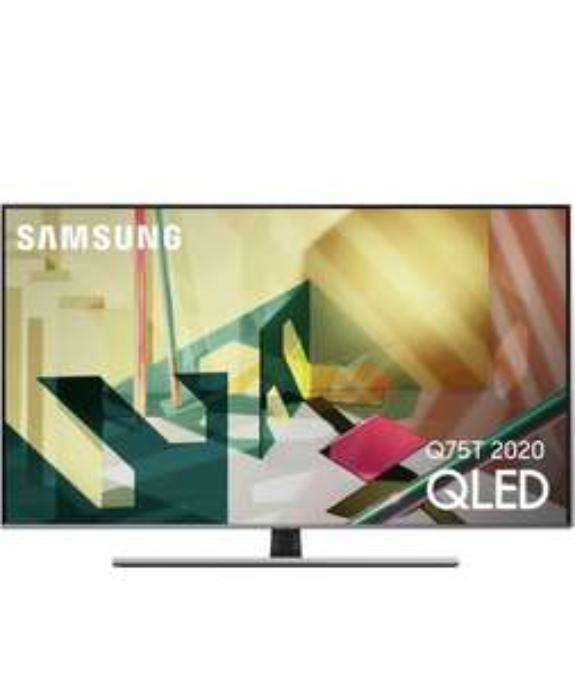 "TV 75"" Samsung QE75Q75T (2020) - QLED, 4K UHD, Dalle 100 Hz, HDR 1000, Smart TV"