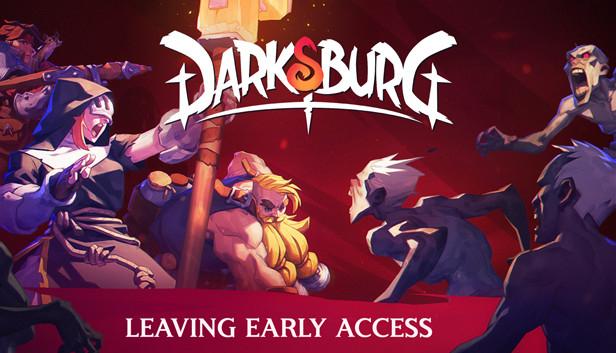 Jeu Darksburg sur PC (Dématérialisés - Steam)