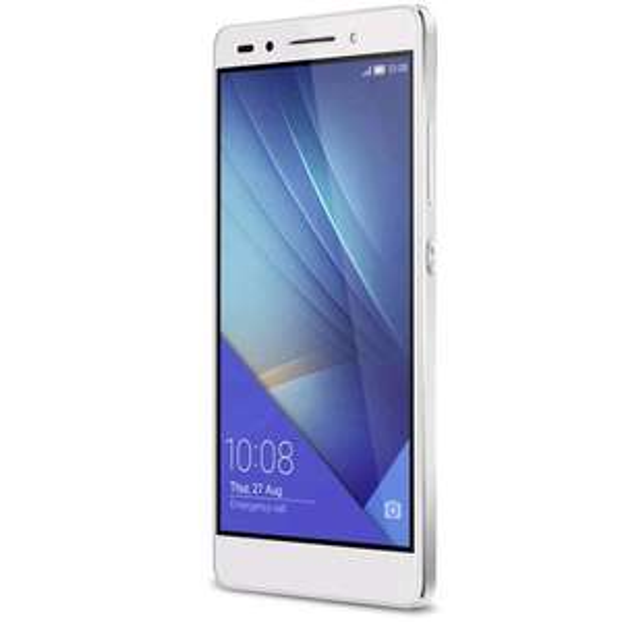 """Smartphone 5.2"""" Honor 7 Silver 16Go (Avec 50€ ODR)"""