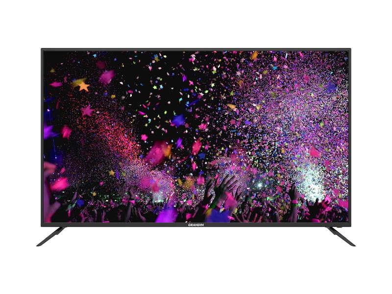 """TV LED 65"""" Grandin UD65LGB201 - 4K UHD, 2 HDMI / 2 USB"""